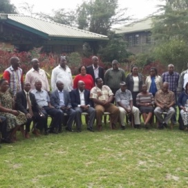 Tharaka-Nithi County Assembly Engagement Forum – Jan 2015