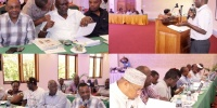 LDGI engagement with National Assembly Lands Committee